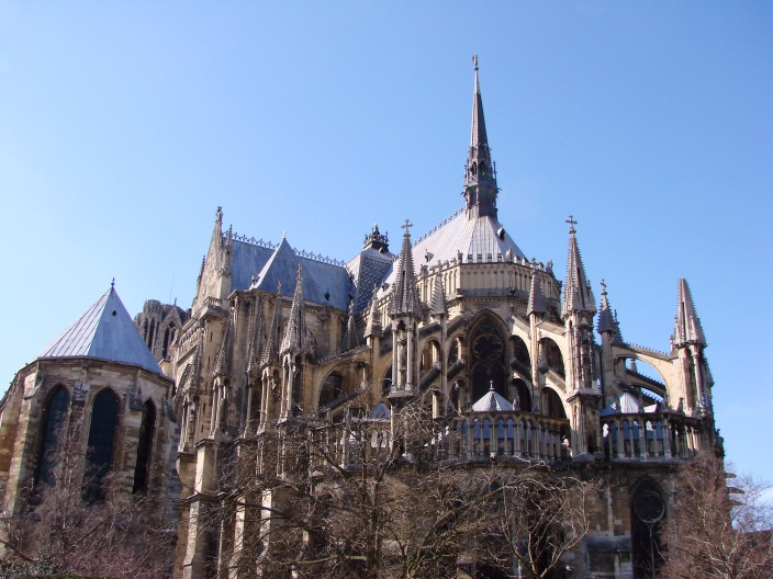 Chevet_cathédrale_Reims