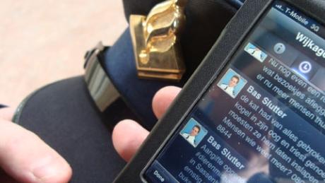 twitter-wijkagent-politie