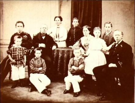 familie JHG Boissevain