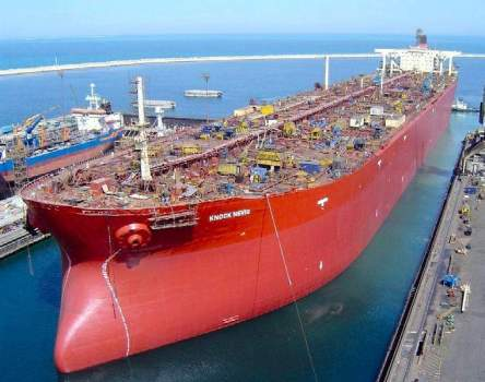 Knock Nevis - World's Biggest Super Tanker (7)