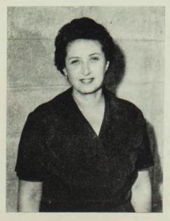 Bertha Finlay, echtgenote van de KLM-vertegenwordiger, zit in het complot