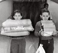 In Amerika worden kinderen ondergebracht bij familie of in speciale Pedro Pan kampen