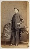 Willem is hier als dertienjarige geportretteerd